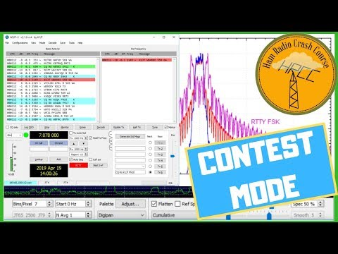 WSJT-X FT4! New Contesting Digital Mode