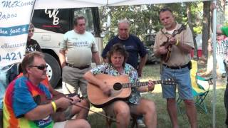 Gary Waldrep Jam - Little Cabin On The Hill