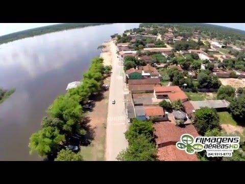 Filmagem Aérea com Drone - Rio Araguaia - Luiz Alves - VEJA EM