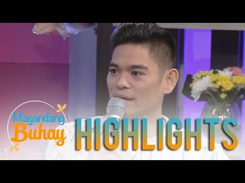 Magandang Buhay: Jay R shares how he prepared for his marriage proposal