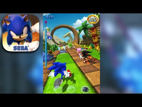 SONIC FORCES Speed Battle Gameplay Trailer (iOS Android)