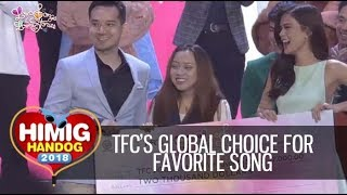 Sugarol - TFC's Global Choice for Favorite song | Himig Handog 2018