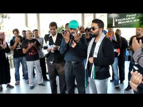 free palestine ( mauritius )