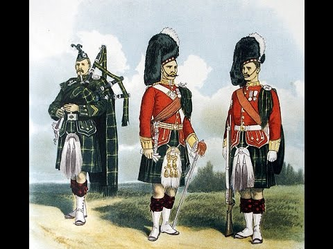 Pipes And Drums Of The Gordon Highlanders - Cock O' The North