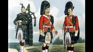 Pipes and Drums of the Gordon Highlanders - Cock O