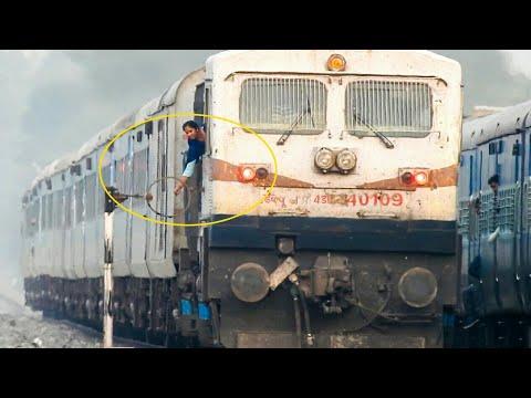 Token Exchange | Lady Assistant Loco Pilot Indian Railways | Kathgodam - New Delhi Shatabdi Express