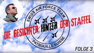 Kommandant Nils Hämmerli | 55 Jahre Patrouille Suisse | Folge 3