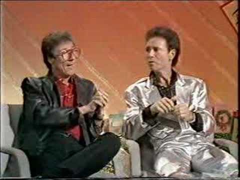 Cliff Richard & Hank Marvin on Wogan