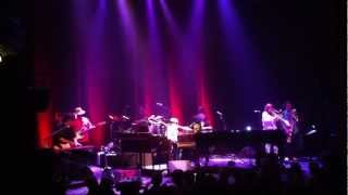 Dr John - Right Place, Wrong Time (Paris 2012)
