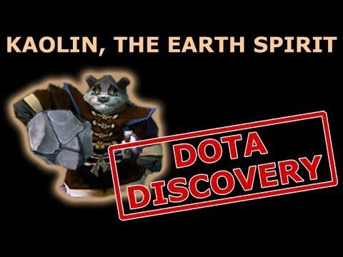 видео: Дота 6.78 Новый герой Каолинь Каменная Панда обзор. kaolin earth spirit overview. dota discovery