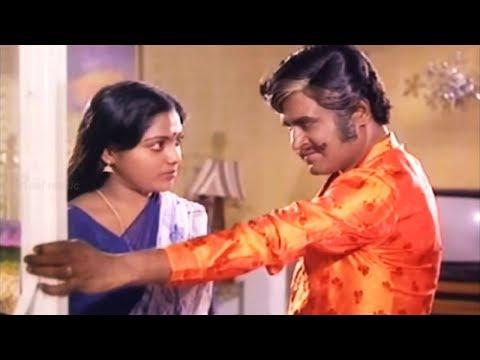 ரஜினிகாந்த் ரசிகர்கள் மறக்க முடியாத காட்சி | Rajinikanth Mass Punch Dialogue Scenes|Netrikan Scenes