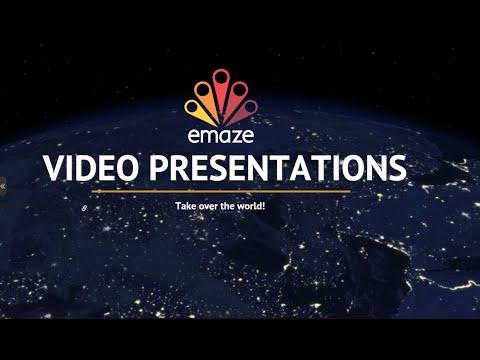 Emaze Video Presentations