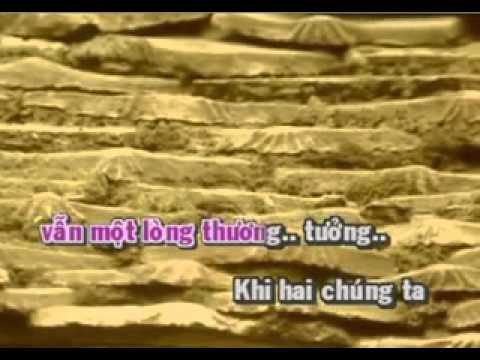 KARAOKE DEM LANH CHUA HOANG  HatVoi ( MyHang )