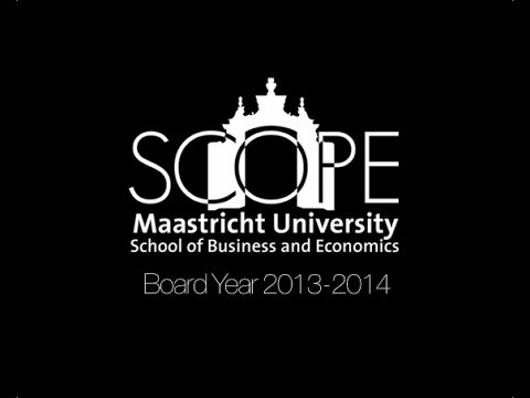 SCOPE Maastricht - Board Experience
