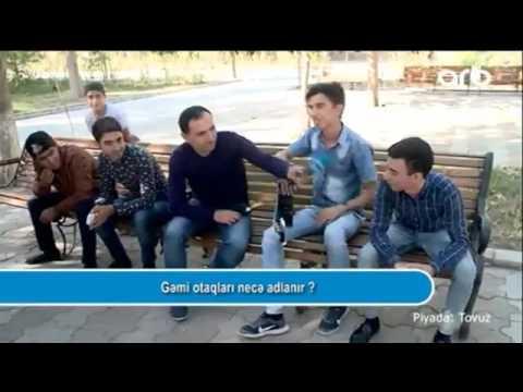 азербайджан товуз знакомства