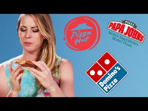 Thumbnail: The Delivery Pizza Taste Test