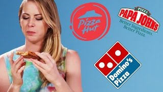The Delivery Pizza Taste Test thumbnail