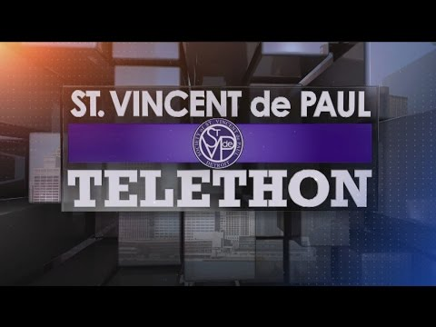 St. Vincent de Paul Telethon