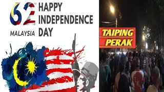 Malaysia National Day Parade  Merdeka 2019   Taiping Perak.