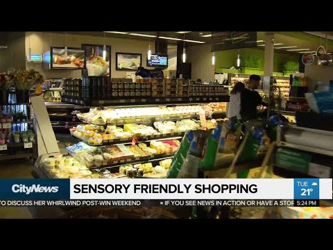Sobeys Introduces Sensory-friendly Shopping