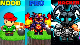 Bomber Friends! - NOOB vs PRO vs HACKER screenshot 4