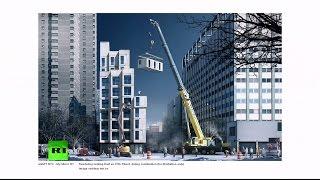 Микроквартира за макроденьги: В Нью-Йорке появился новый формат жилья