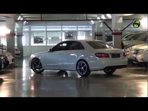 Экспресс тест Автовыбирай Mercedes E350 AMG