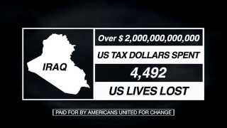 tv ad they re back the iraq war hawks target iran