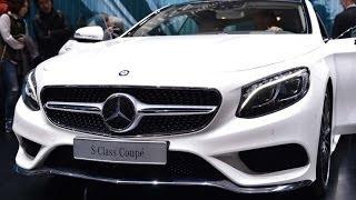 [Salon de l'auto à Genève] Edition du 10 mars - Mercedes S Coupé, Mini, Jeep Cherokee