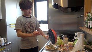 【罰ゲーム】としみつ、みんなに昼ご飯を作るの巻