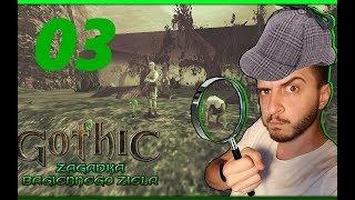 3#GOTHIC I ZAGADKA BAGIENNEGO ZIELA - ROBIN OGRODNIK?!