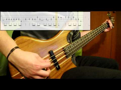 The Smiths - The Headmaster Ritual (Bass Cover) (Play Along Tabs In Video)