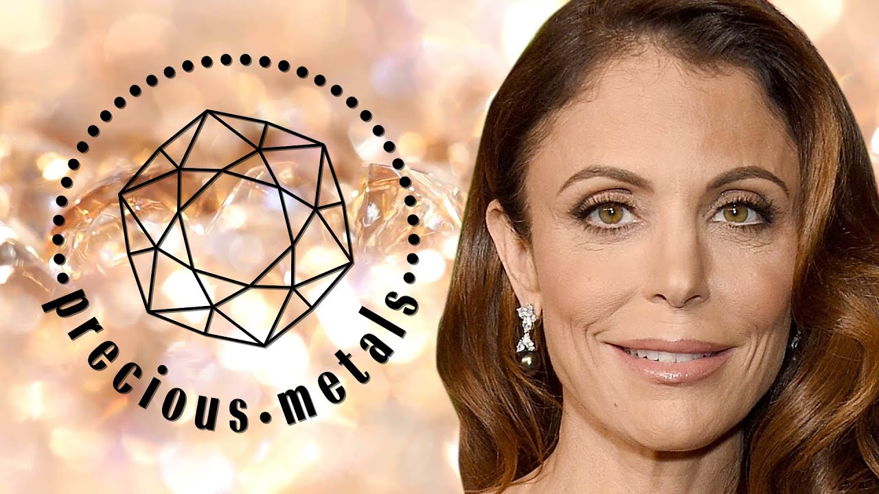 Bethenny Frankel's Luxury Watch Collection & Favorite Rare Jewels | Precious Metals | Marie Claire