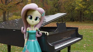 Meeting Fluttershy in Real World! 3D Animation (Part 2)