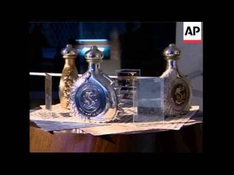 Mexico's finest tequilas on display at anthropology museum