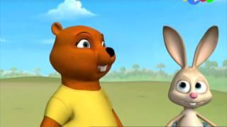 В мире природы Чистота залог здоровья Обучающий мультфильм