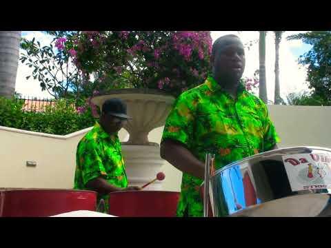 Steel Drum Band   Antigua & Barbuda   Caribbean Music