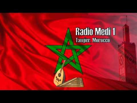 Radio Medi 1 Morocco on 9575 kHz