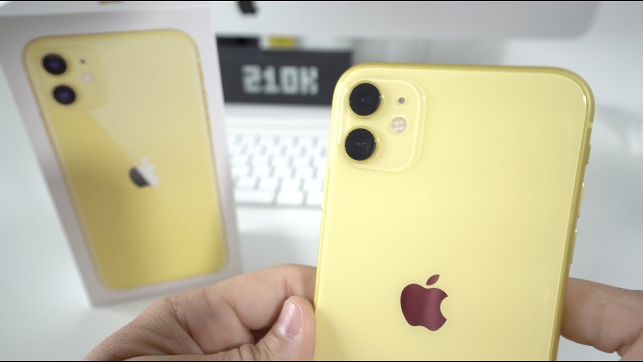 Is The Apple iPhone 11 Worth Buying? Unboxing & Review