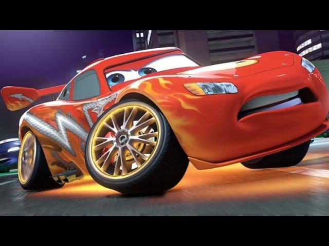 CARS 2 RACE O RAMA DEUTSCH auto spiele - spielzeugautos DISNEY PIXAR TEIL1