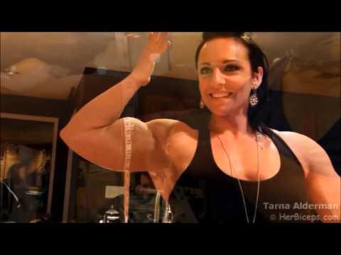 Female Muscle Measure Biceps 01