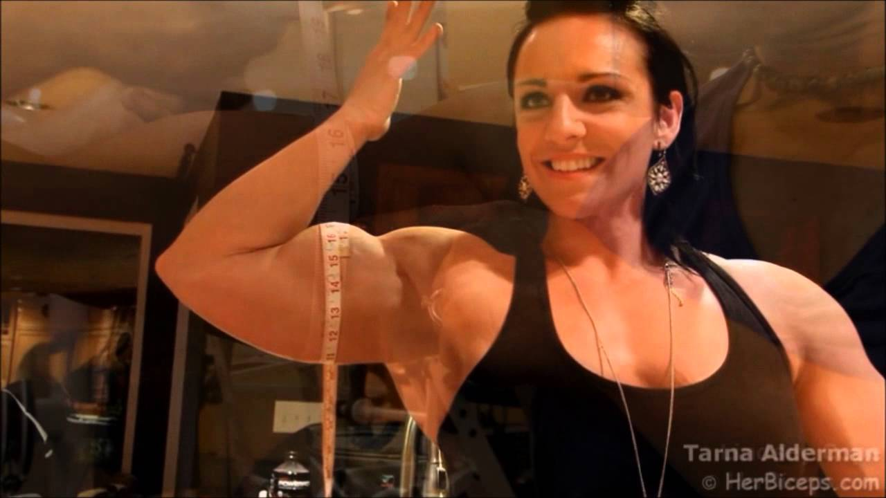 how to build shoulder muscles female