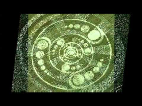 CSETI Crop Circle Tones Mirror