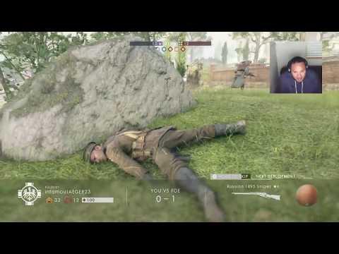Mana's Live - Battlefield 1
