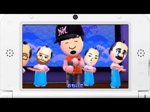 [Tomodachi Collection: New Life] Concert Gameplay