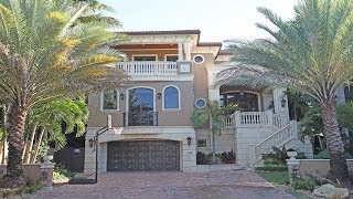 $30 Million NBA Mike Millers Home with swim up bar!