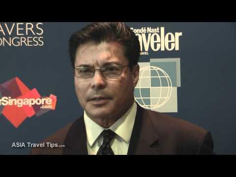 Abu Dhabi TDIC CEO Interview - HD