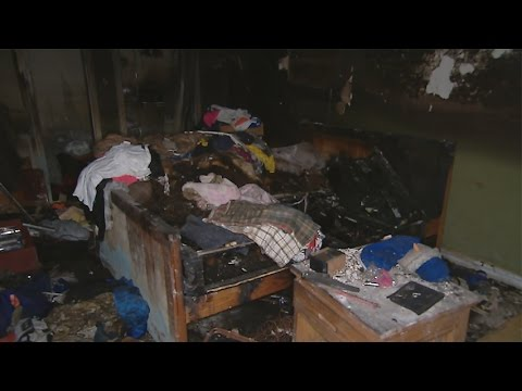 Insurance denies claim after ex-husband burns woman's house down