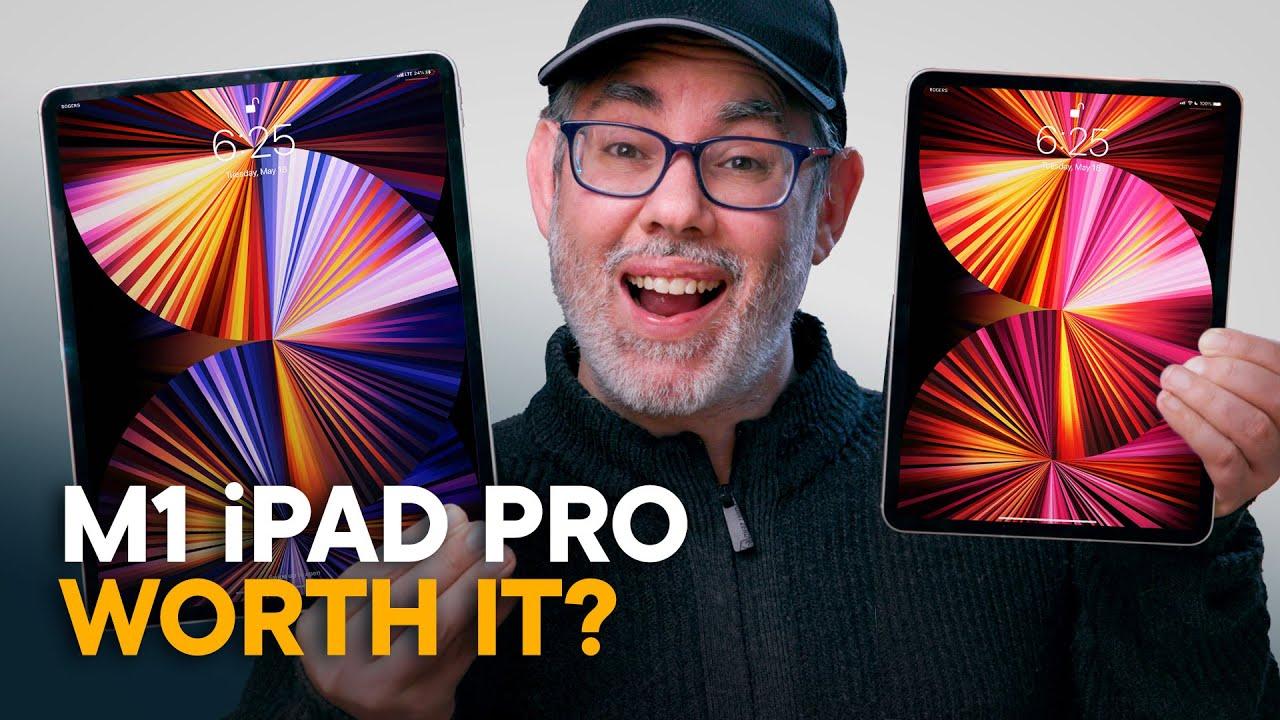 M1 iPad Pro (2021) Review