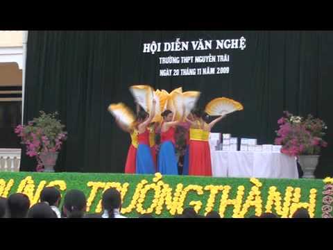 Cây Đa Quán Dốc THPT Nguyễn Trãi 10c10
